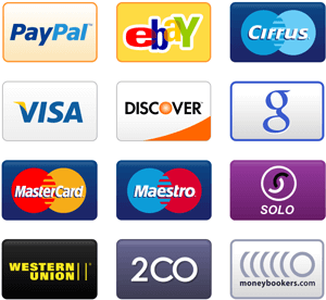 averegallery ecommerce payment options